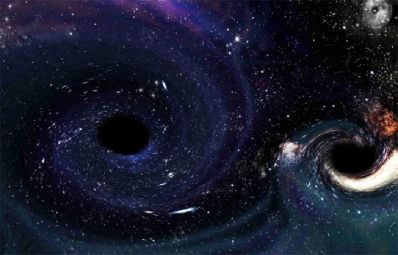 Scientists confirmed Einstein's supermassive black hole theory