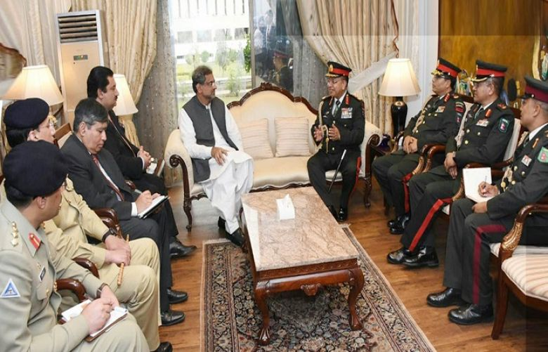 Pakistan always endeavors to maintain regional peace in region: PM