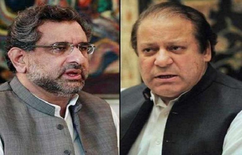 NAB approves inquiry against  Nawaz, Abbasi in LNG scandal