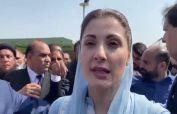 No representative of Nawaz Sharif met COAS, claims Maryam