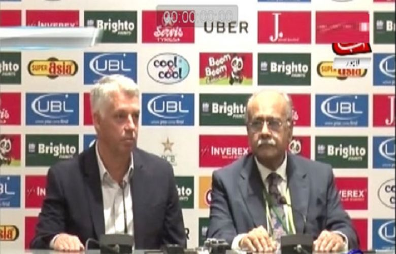 Pakistan will host ICC events if everything goes smooth: Richardson