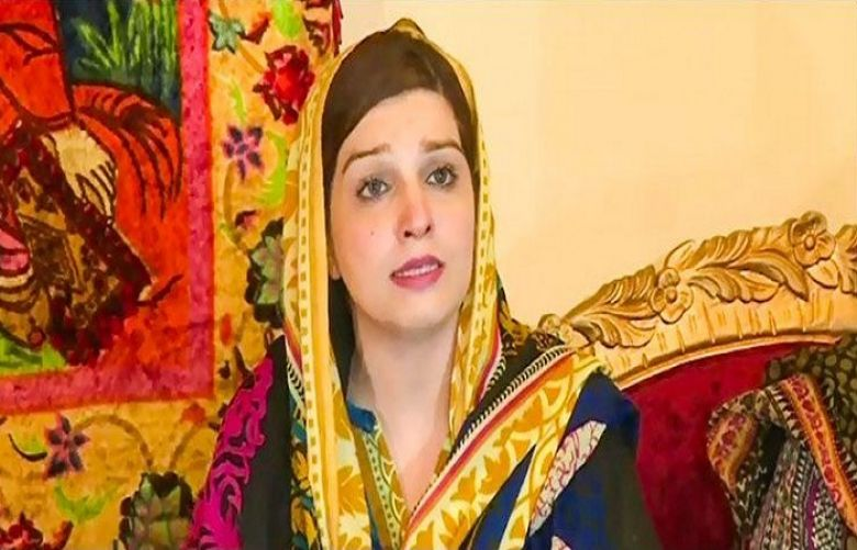Mishal Malik urgeed to take notice on human rights violations in occupied Kashmir