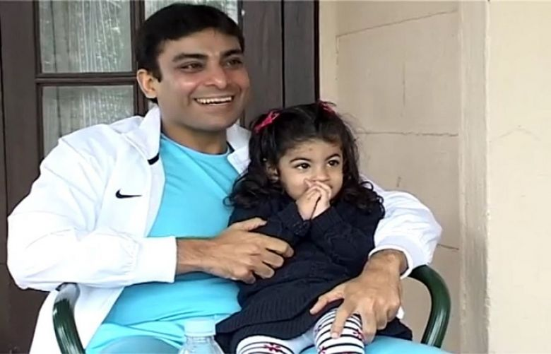 Hamza Shehbaz's new born daughter diagnosed with cardiac issue