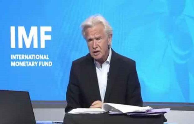 IMF spokesman Gerry Rice