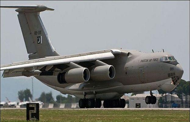 paf air craft