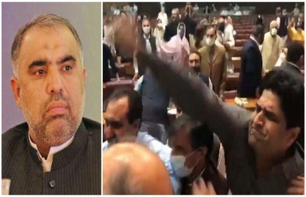 National Assembly Speaker Asad Qaiser