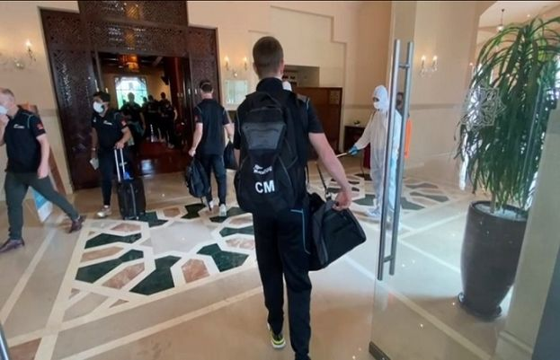 New Zealand cricket team arrives in Pakistan