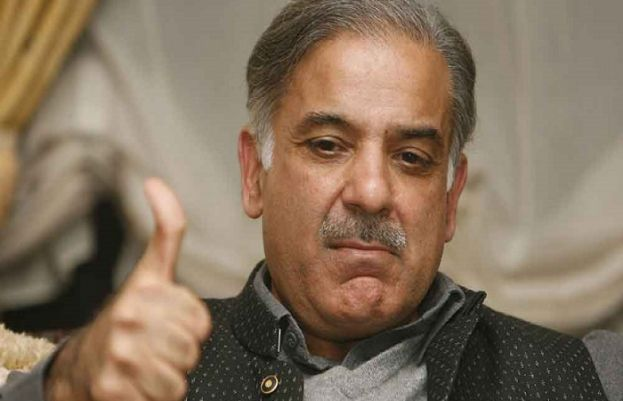 Leader of the Opposition in National Assembly Shehbaz Sharif