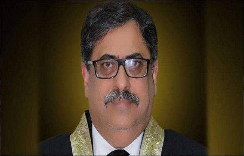 Islamabad High Court (IHC) Chief Justice Athar Minallah
