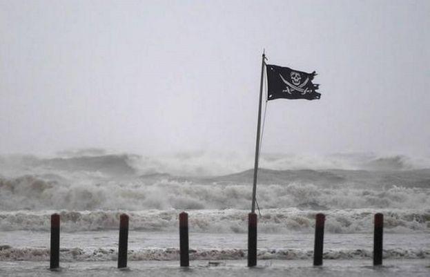 Hurricane Hanna made landfall in coronavirus-hit Texas