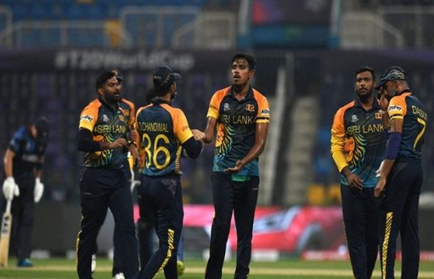 T20 World Cup: Sri Lanka beat debutants Namibia