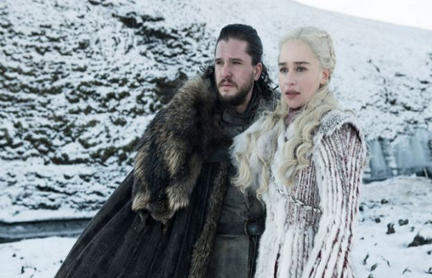 Game Of Thrones fans, read on at your peril - this review contains spoilers for season eight, episode one.