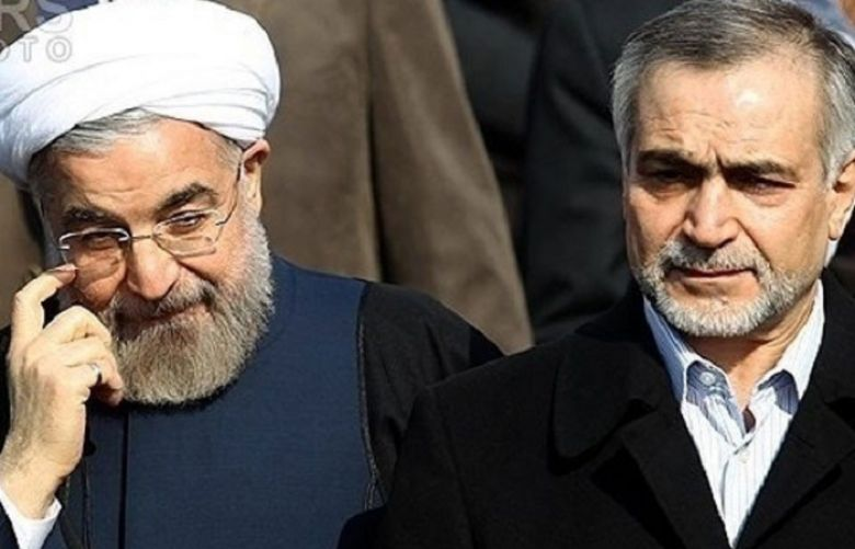 Iran holds Rouhani's brother over financial misdeeds