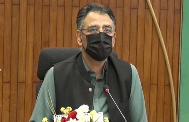 Minister for Planning and Development Asad Umar