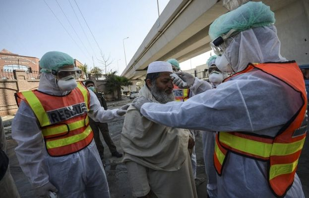 Corona claims 131 more lives, 5,112 fresh infections reported in Pakistan