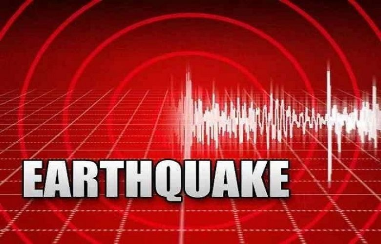 A mild earthquake jolted parts of Khyber Pakhtunkhwa province