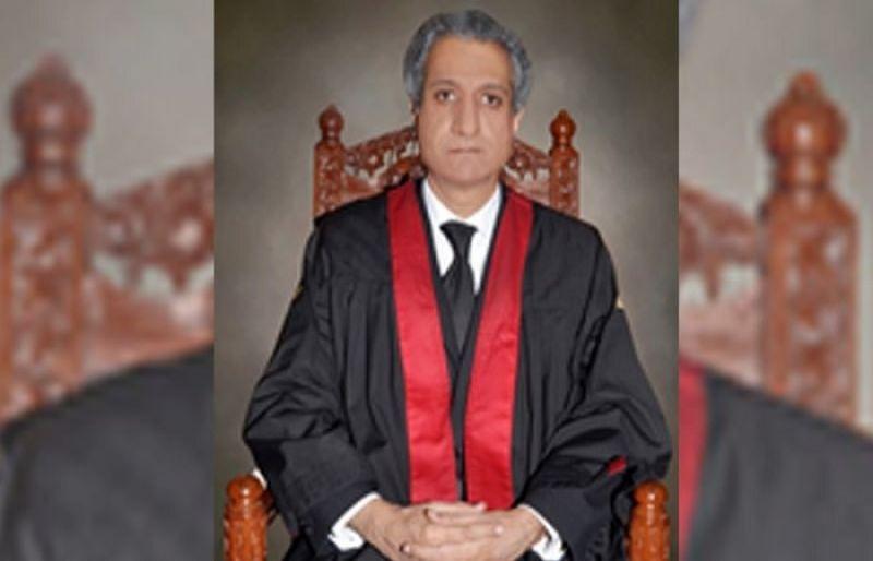 Pakistan News - Justice Ejaz Ul Hassan