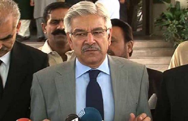 LHC judge declines to hear Khawaja Asif bail plea