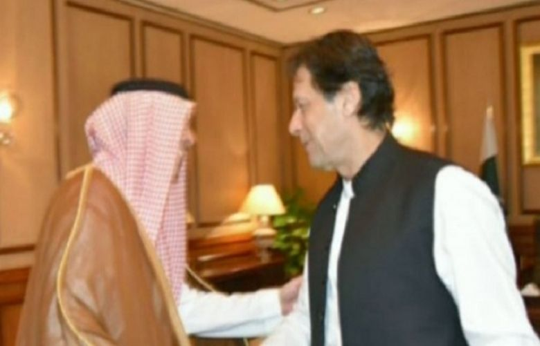Riyadh wishes to work with new Pakistan Govt: Saudi information minister
