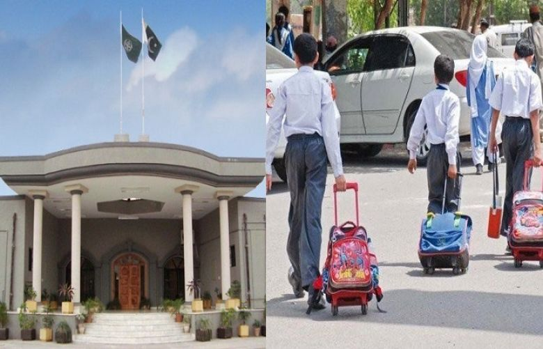 Islamabad private schools barred from charging summer vacation fee