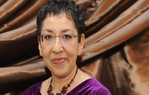British author Andrea Levy