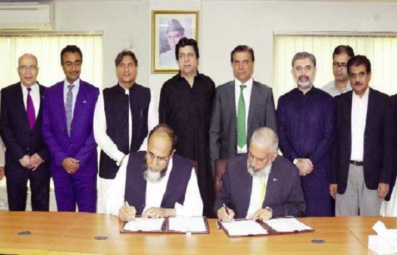 WAPDA signs consultancy agreement for Mohmand dam