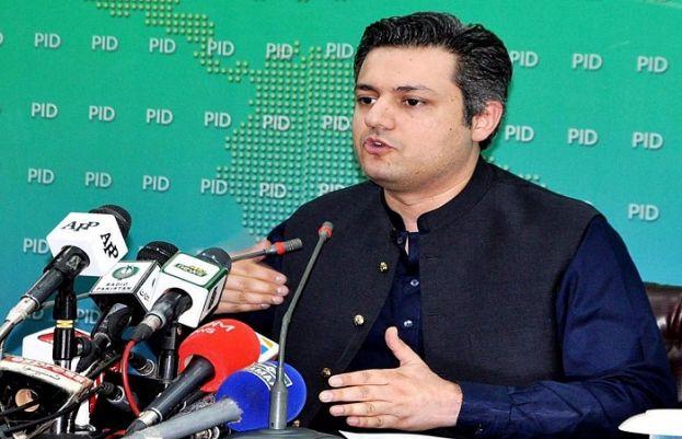 Energy Minister Hammad Azhar