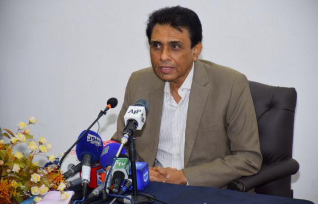 Muttahida Qaumi Movement Pakistan (MQM-P) convener Dr Khalid Maqbool Siddiqui