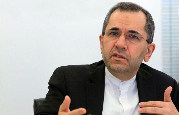 Iran says it respects sovereignty of Iraq