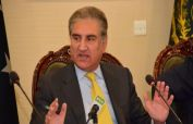 Peaceful solution of Afghan conflict was not easy Job: FM Qureshi