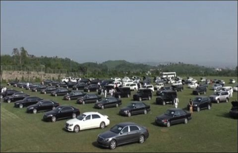 55 vehicles to be auctioned in second phase of austerity drive