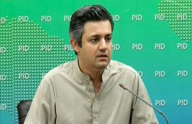 Minister for Industries and Production Hammad Azhar