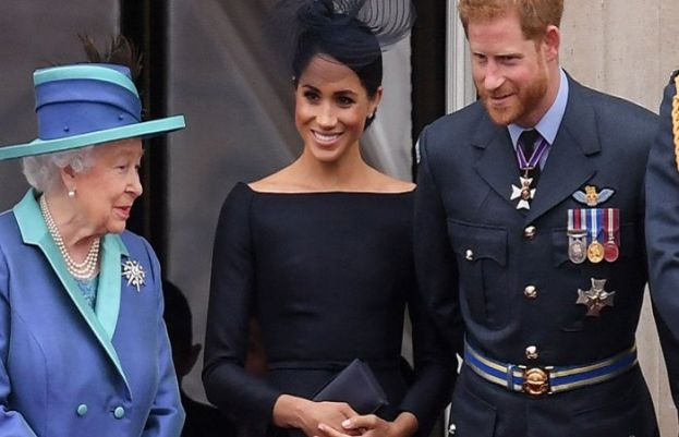 Queen supports Harry and Meghan's wish for independent life