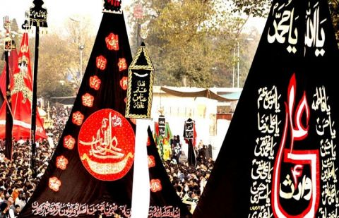9th Muharram being observed across country amid tight security