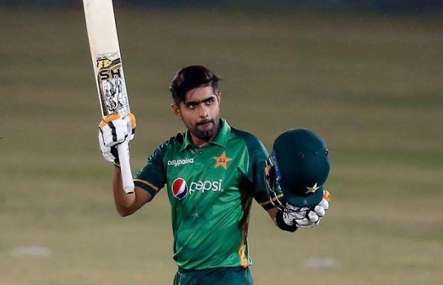 Pakistan team Captain Babar Azam