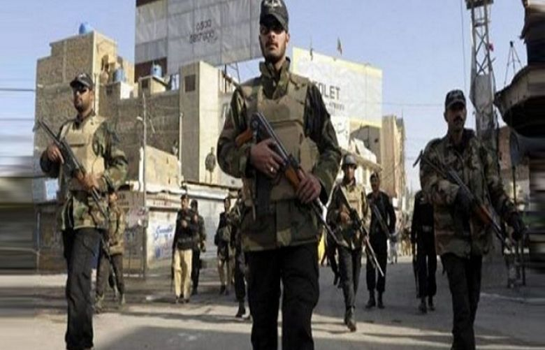 Four militants killed in Mastung