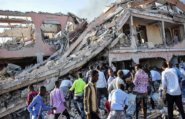 Car bombs kill at least 22 in Somalia's capital Mogadishu