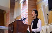 PM Imran Khan promises referendum for Kashmir,s independence