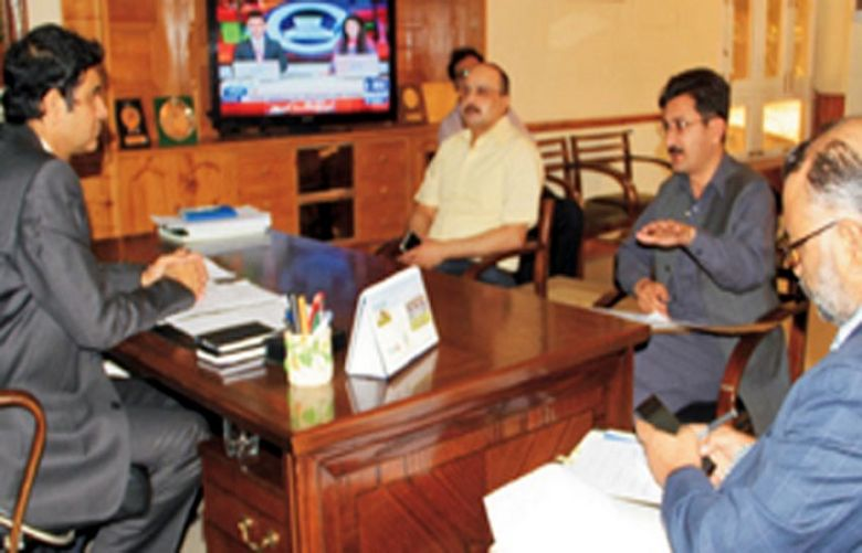Govt to adopt federal power police in GB: Babar