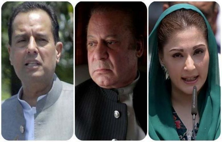 IHC reserves verdict on Sharif family's appeals challenging Avenfield verdict