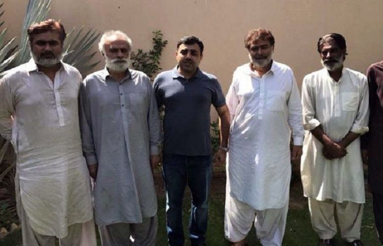 Zardari's 'missing' close aides recovered from Turbat