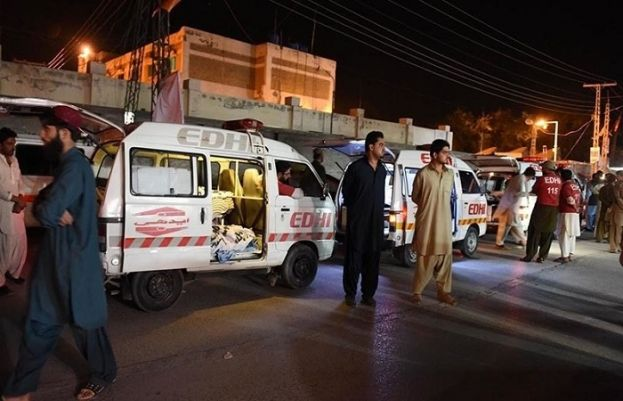 At least 1 woman dead, several injured from alleged gas leak in Karachi's Kemari area