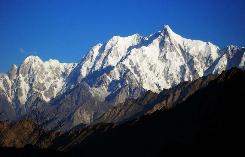 Two British mountaineers stranded on Hunza valley rescued