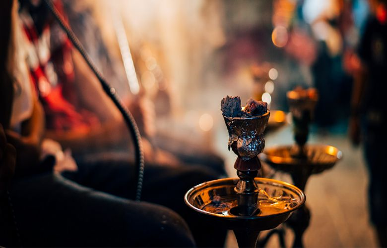 Popularity of sheesha has increased in recent years