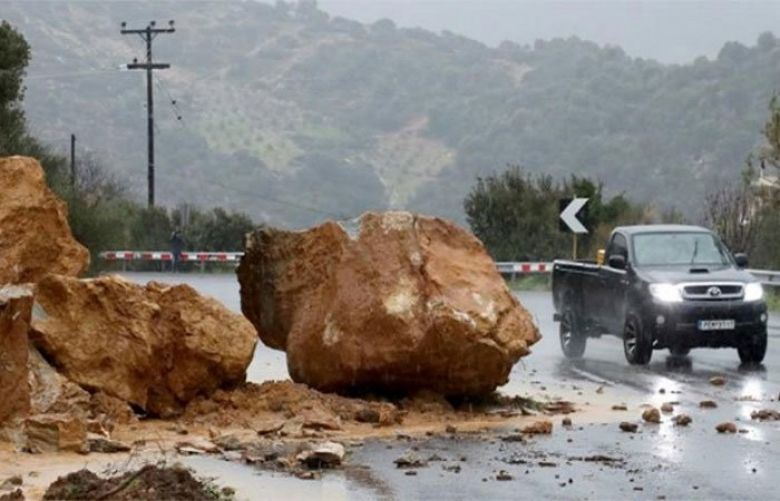 Six foreign nationals killed as severe weather hits Greece