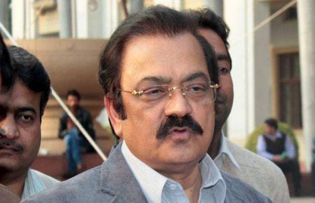 PML-N leader Rana Sanaullah