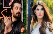 Hamza Ali Abbasi confirms tying the knot with fellow actress Naimal