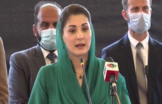 PPP President Asif Ali Zardari and PML-N Vice President Maryam Nawaz