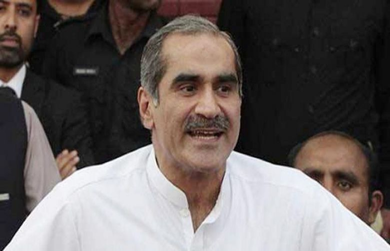 Saad Rafique appears before NAB in Paragon housing scheme case