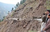 Heavy rains landsliding renders KKH Shut-Off
